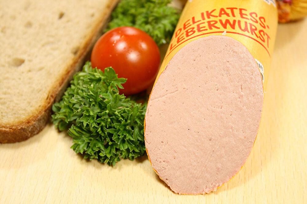 delikatessleberwurst produktbild