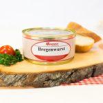 bregenwurst in der dose 300 gramm