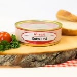 rotwurst in der dose 200 gramm